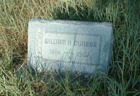DUNBAR, WILLIAM - Loup County, Nebraska | WILLIAM DUNBAR - Nebraska Gravestone Photos