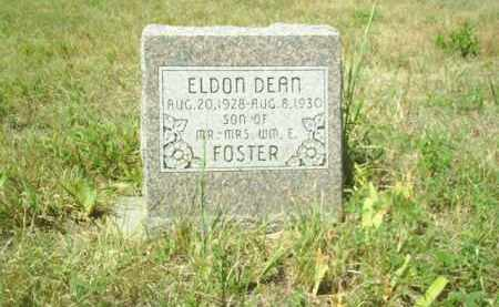 FOSTER, ELDON - Loup County, Nebraska | ELDON FOSTER - Nebraska Gravestone Photos