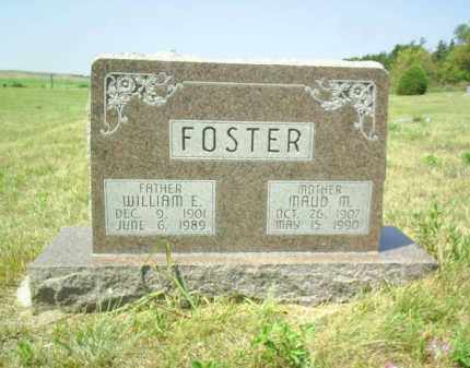 FOSTER, MAUD - Loup County, Nebraska | MAUD FOSTER - Nebraska Gravestone Photos