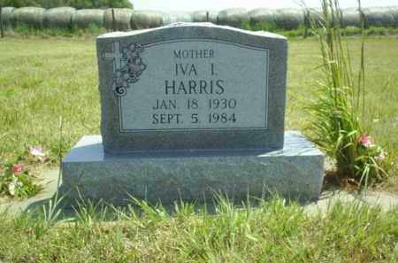 HARRIS, IVA - Loup County, Nebraska | IVA HARRIS - Nebraska Gravestone Photos