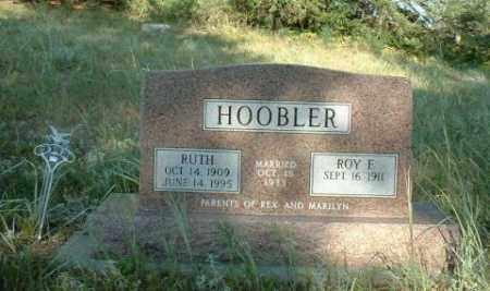 HOOBLER, RUTH - Loup County, Nebraska   RUTH HOOBLER - Nebraska Gravestone Photos