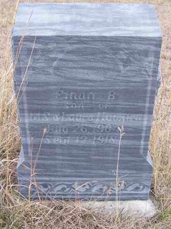 HOWARD, ETHAN BRADLEY - Loup County, Nebraska | ETHAN BRADLEY HOWARD - Nebraska Gravestone Photos