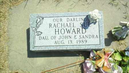 HOWARD, RACHEL - Loup County, Nebraska   RACHEL HOWARD - Nebraska Gravestone Photos