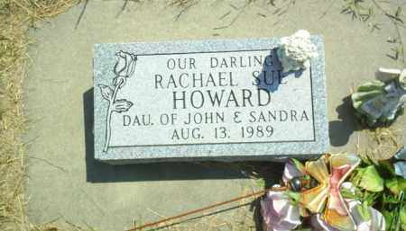HOWARD, RACHEL - Loup County, Nebraska | RACHEL HOWARD - Nebraska Gravestone Photos