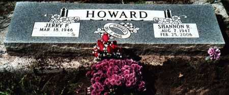 HOWARD, SHANNON R. - Loup County, Nebraska | SHANNON R. HOWARD - Nebraska Gravestone Photos