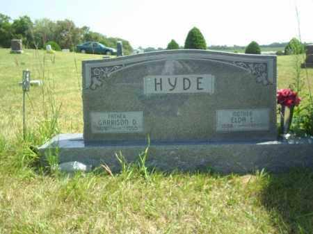 HYDE, ELDA - Loup County, Nebraska | ELDA HYDE - Nebraska Gravestone Photos
