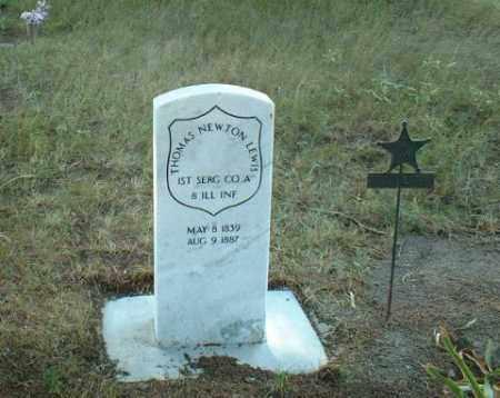 LEWIS, THOMAS - Loup County, Nebraska   THOMAS LEWIS - Nebraska Gravestone Photos