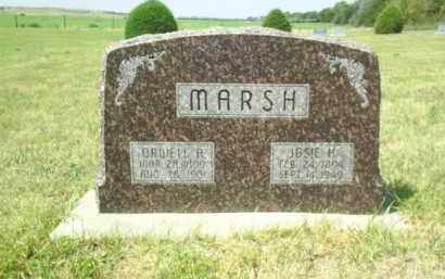 MARSH, JOSIE - Loup County, Nebraska | JOSIE MARSH - Nebraska Gravestone Photos