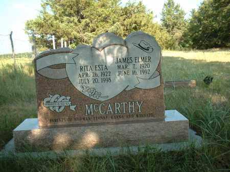 MCCARTHY, JAMES - Loup County, Nebraska | JAMES MCCARTHY - Nebraska Gravestone Photos