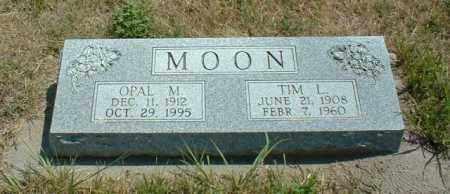 MOON, TIM L. - Loup County, Nebraska | TIM L. MOON - Nebraska Gravestone Photos