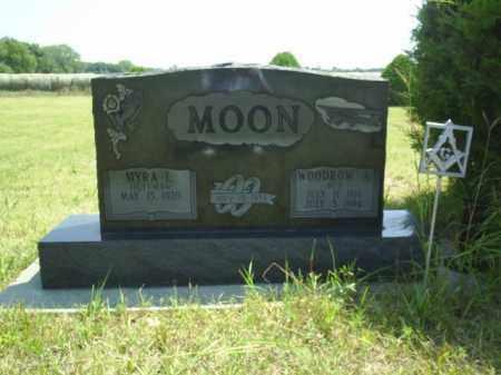 MOON, WOODROW - Loup County, Nebraska | WOODROW MOON - Nebraska Gravestone Photos