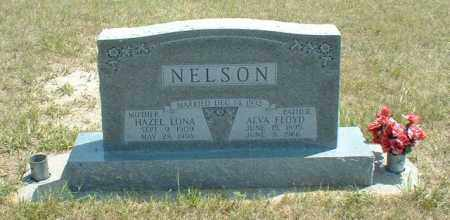 NELSON, ALVA - Loup County, Nebraska | ALVA NELSON - Nebraska Gravestone Photos
