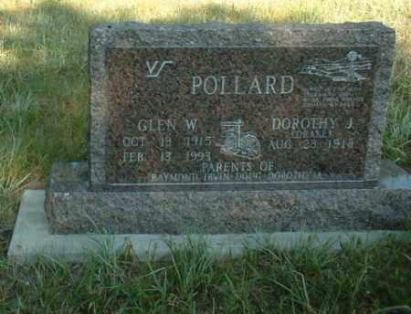 DRAKE POLLARD, DOROTHY - Loup County, Nebraska   DOROTHY DRAKE POLLARD - Nebraska Gravestone Photos