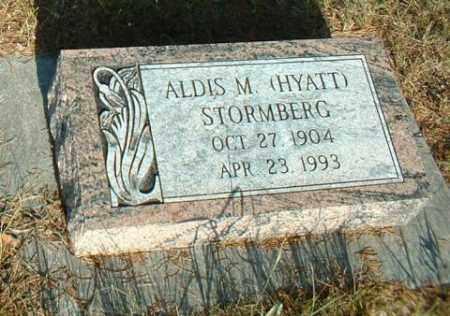 HYATT STORMBERG, ADLIS - Loup County, Nebraska | ADLIS HYATT STORMBERG - Nebraska Gravestone Photos