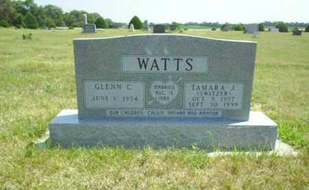 WATTS, TAMARA - Loup County, Nebraska | TAMARA WATTS - Nebraska Gravestone Photos