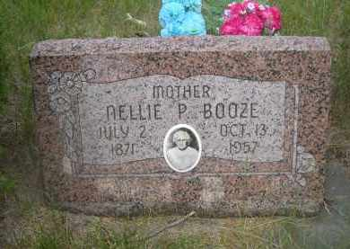BOOZE, NELLIE P. - McPherson County, Nebraska | NELLIE P. BOOZE - Nebraska Gravestone Photos