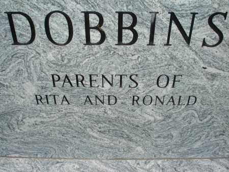DOBBINS, RAY - McPherson County, Nebraska | RAY DOBBINS - Nebraska Gravestone Photos