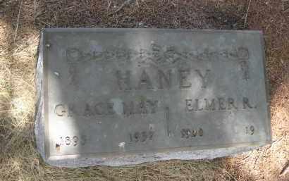HANEY, ELMER R. - McPherson County, Nebraska | ELMER R. HANEY - Nebraska Gravestone Photos