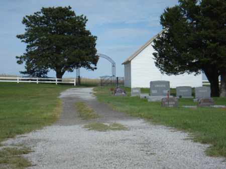 *MILLER CEMETERY, VIEW OF - McPherson County, Nebraska   VIEW OF *MILLER CEMETERY - Nebraska Gravestone Photos