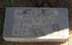 JACKSON NIES, LEWELLEN E. - Madison County, Nebraska | LEWELLEN E. JACKSON NIES - Nebraska Gravestone Photos