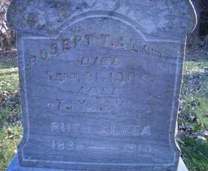 ALYEA, RUTH A - Madison County, Nebraska | RUTH A ALYEA - Nebraska Gravestone Photos