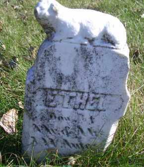 AMES, ETHEL M - Madison County, Nebraska   ETHEL M AMES - Nebraska Gravestone Photos