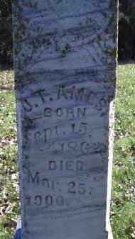 AMES, JOHN TAFFE - Madison County, Nebraska | JOHN TAFFE AMES - Nebraska Gravestone Photos