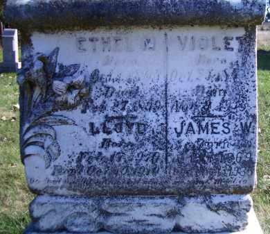 AMES, LLOYD - Madison County, Nebraska | LLOYD AMES - Nebraska Gravestone Photos