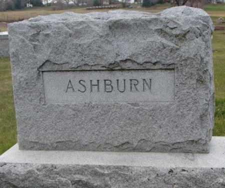 ASHBURN, PLOT - Madison County, Nebraska | PLOT ASHBURN - Nebraska Gravestone Photos