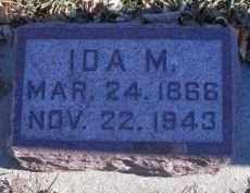 BAKER, IDA MAY - Madison County, Nebraska | IDA MAY BAKER - Nebraska Gravestone Photos
