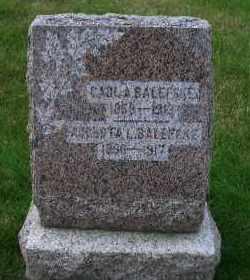 BALEFSKE, CARL A - Madison County, Nebraska | CARL A BALEFSKE - Nebraska Gravestone Photos