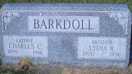 BARKDOLL, CHARLES C - Madison County, Nebraska | CHARLES C BARKDOLL - Nebraska Gravestone Photos