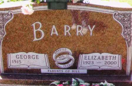 BARRY, ELIZABETH G - Madison County, Nebraska   ELIZABETH G BARRY - Nebraska Gravestone Photos
