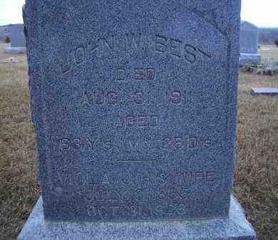 WALKER BEST, VIOLA J. - Madison County, Nebraska   VIOLA J. WALKER BEST - Nebraska Gravestone Photos