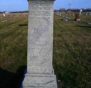 BORCHERS, OTTO - Madison County, Nebraska | OTTO BORCHERS - Nebraska Gravestone Photos