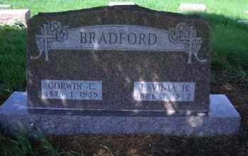 SULLIVAN BRADFORD, LAVINIA H. - Madison County, Nebraska | LAVINIA H. SULLIVAN BRADFORD - Nebraska Gravestone Photos