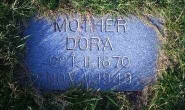 TIEDGEN BRECHLER, DORA - Madison County, Nebraska | DORA TIEDGEN BRECHLER - Nebraska Gravestone Photos