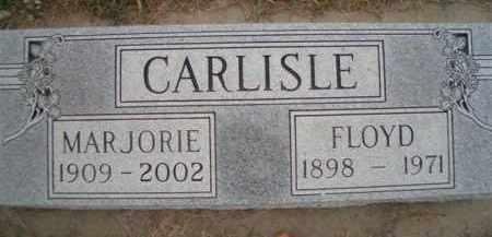 FILMER CARLISLE, MARJORIE - Madison County, Nebraska   MARJORIE FILMER CARLISLE - Nebraska Gravestone Photos