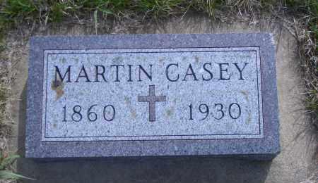 CASEY, MARTIN - Madison County, Nebraska | MARTIN CASEY - Nebraska Gravestone Photos