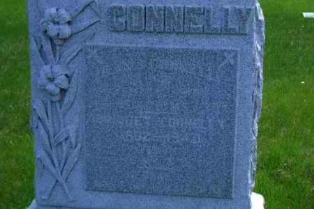 CONNELLY, BRIDGET - Madison County, Nebraska | BRIDGET CONNELLY - Nebraska Gravestone Photos