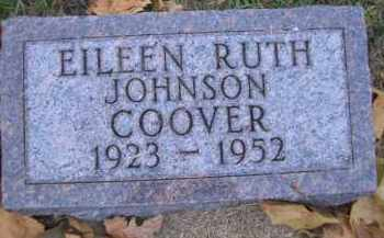 JOHNSON COOVER, EILEEN RUTH - Madison County, Nebraska | EILEEN RUTH JOHNSON COOVER - Nebraska Gravestone Photos