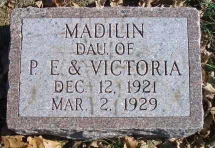 DANES, MADILIN - Madison County, Nebraska | MADILIN DANES - Nebraska Gravestone Photos