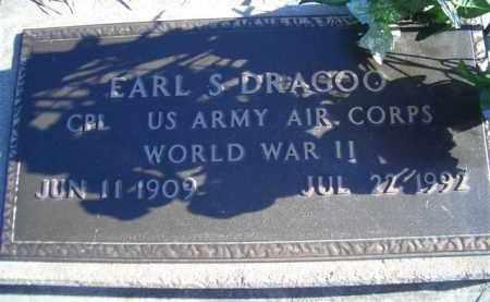 DRAGOO, EARL S (MILITARY) - Madison County, Nebraska | EARL S (MILITARY) DRAGOO - Nebraska Gravestone Photos
