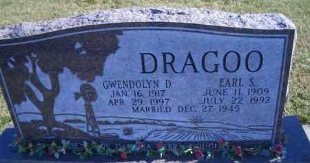 MCKENZIE DRAGOO, GWENDOLYN D - Madison County, Nebraska | GWENDOLYN D MCKENZIE DRAGOO - Nebraska Gravestone Photos
