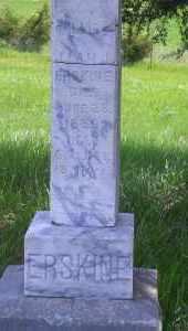 ERSKINE, WILLII S - Madison County, Nebraska | WILLII S ERSKINE - Nebraska Gravestone Photos