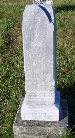 EYL, EMMA - Madison County, Nebraska | EMMA EYL - Nebraska Gravestone Photos