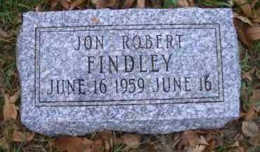 FINDLEY, JON ROBERT - Madison County, Nebraska | JON ROBERT FINDLEY - Nebraska Gravestone Photos