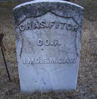 FITCH, CHAS - Madison County, Nebraska | CHAS FITCH - Nebraska Gravestone Photos