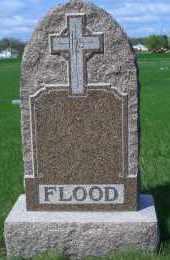 FLOOD, FAMILY HEADSTONE - Madison County, Nebraska | FAMILY HEADSTONE FLOOD - Nebraska Gravestone Photos