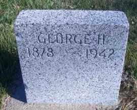 FOX, GEORGE H - Madison County, Nebraska | GEORGE H FOX - Nebraska Gravestone Photos